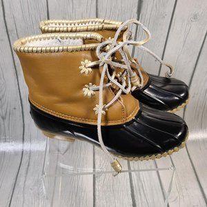 Jack Rogers Chloe Classic Duck Boots